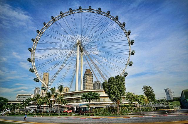 singapore flier