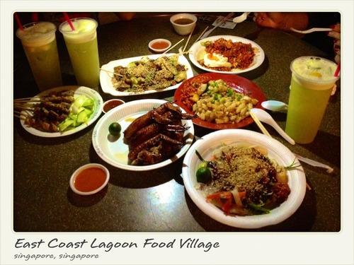East Coast Lagoon Village