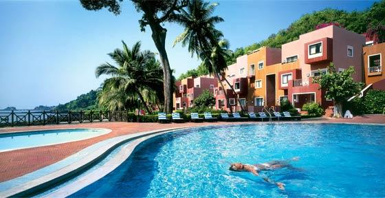 Majorda Beach Hotel Goa
