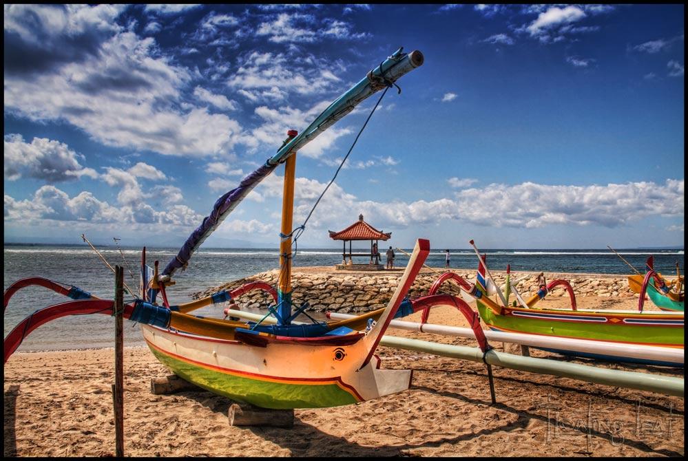 Bali Beach Huts Cheap