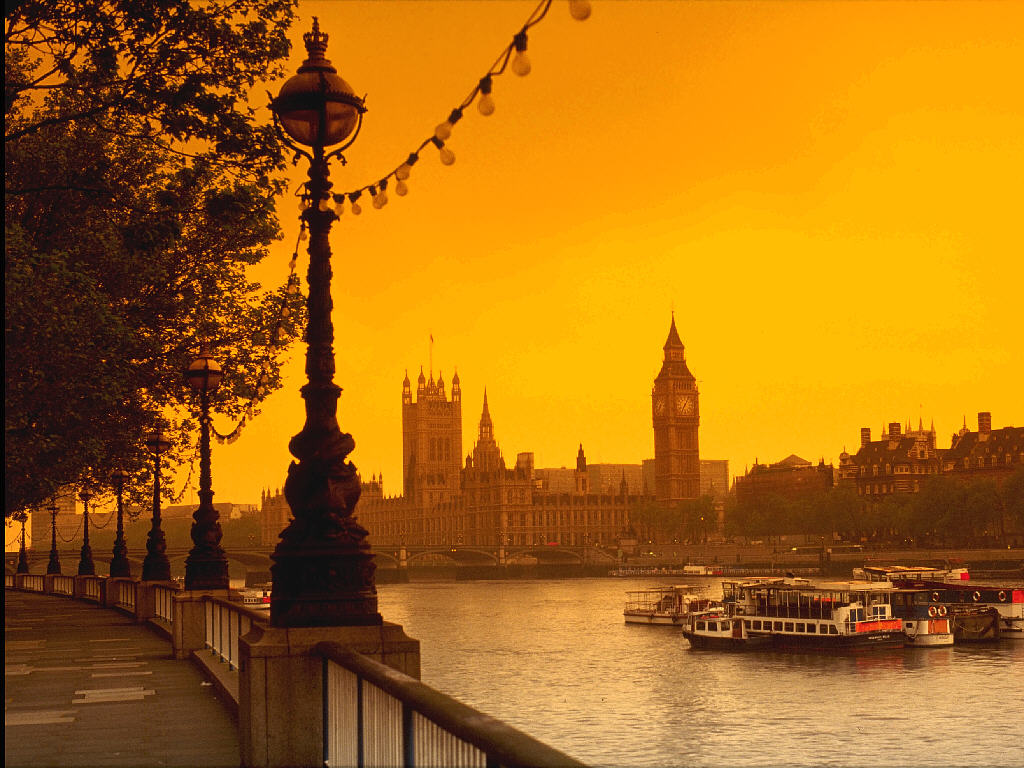 Your first trip to london