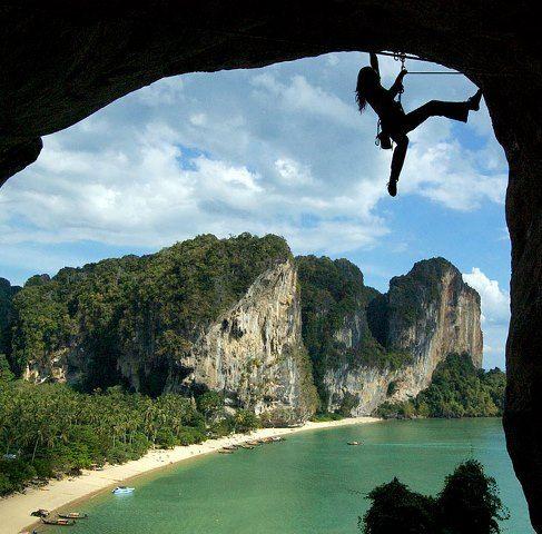rock-climbing-Krabi