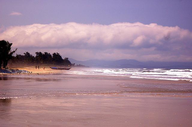 Varca Pedda Beach