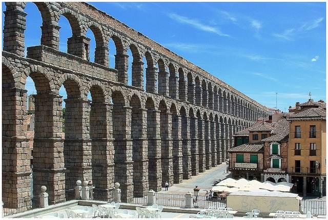 Aquaduct-of-Segovia