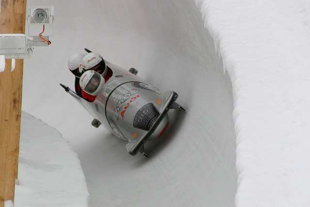 Bobsleigh Run