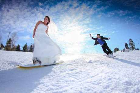 Bride-and-Groom-Snowboarding-BBMR