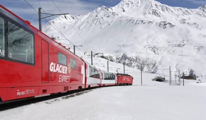 Glacial Express
