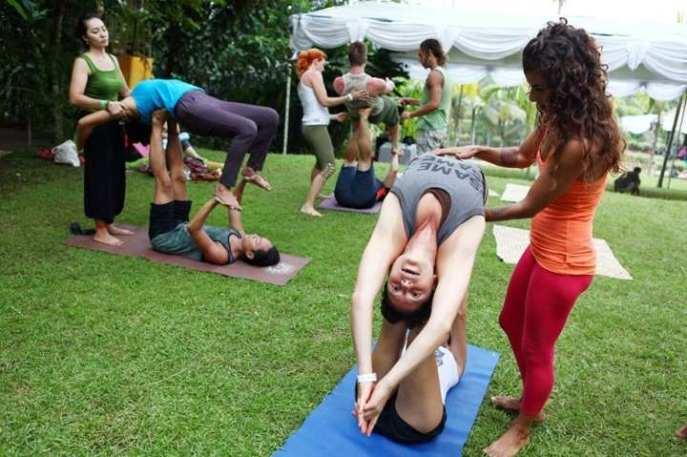 Yoga-guru