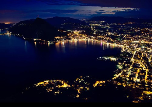 Lugano, Switzerland Image Source - weareholidays.co.in